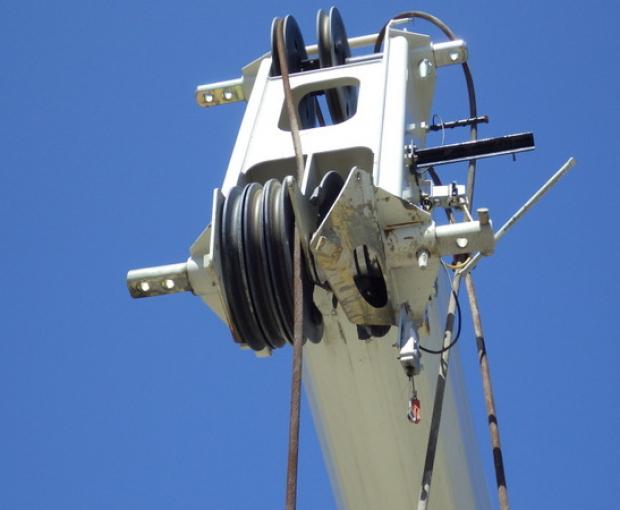 2017 Link Belt RTC-80150-II Rough Terrain Crane  58