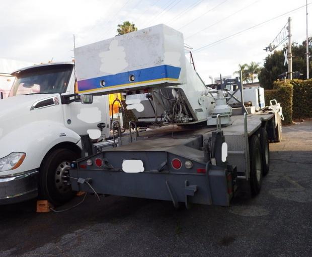 1998 Terex T230 Hydraulic Truck Crane 10