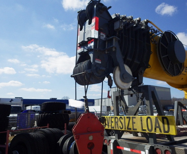 2007 Grove GMK5130 All-Terrain Hydraulic Crane 21