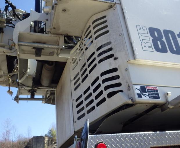 2017 Link Belt RTC-80150-II Rough Terrain Crane  73