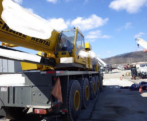 2007 Grove GMK5130 All-Terrain Hydraulic Crane 26