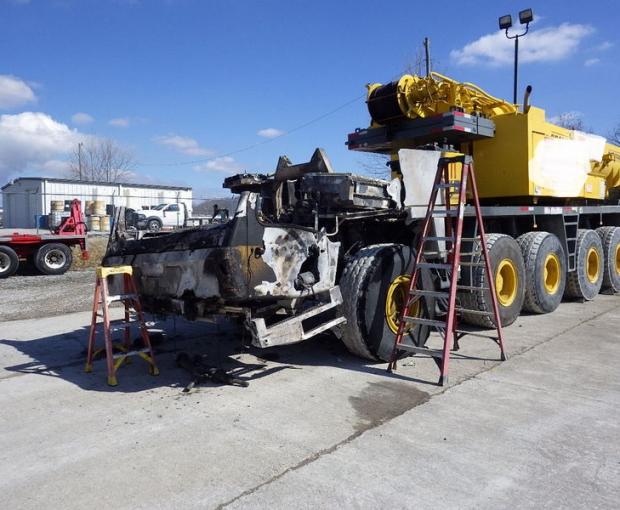 2007 Grove GMK5130 All-Terrain Hydraulic Crane