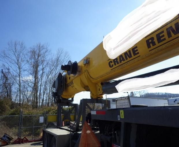 2007 Grove GMK5130 All-Terrain Hydraulic Crane 10