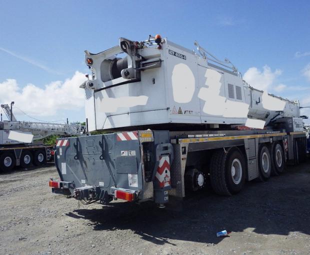 2014 Tadano Model ATF400G-6 All Terrain Hydraulic Crane 20