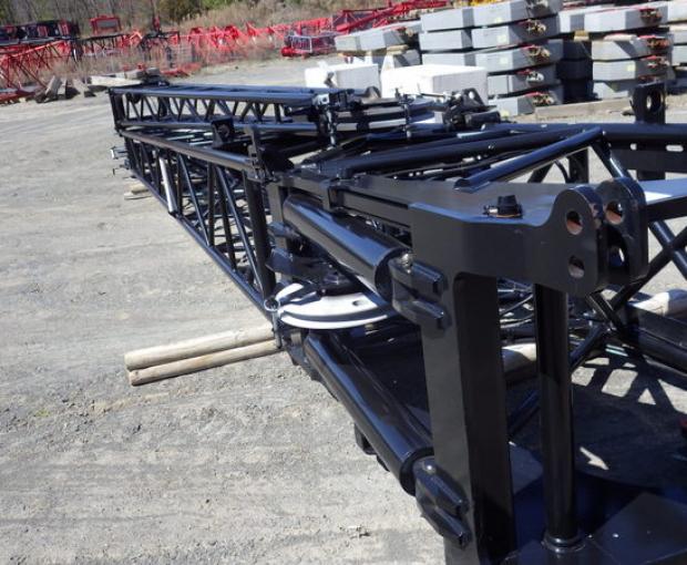 2017 Link Belt RTC-80150-II Rough Terrain Crane  34