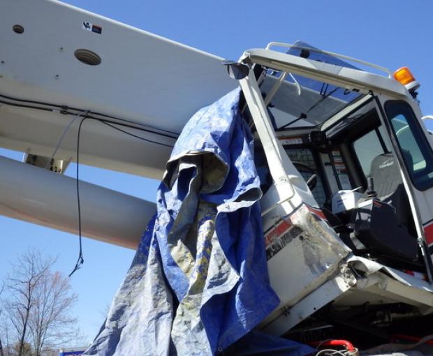 2017 Link Belt RTC-80150-II Rough Terrain Crane  5