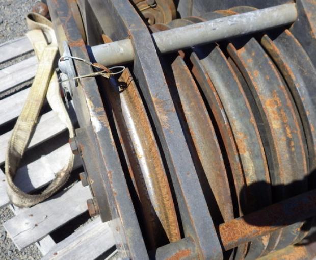 2017 Link Belt RTC-80150-II Rough Terrain Crane  29