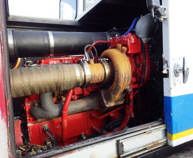 1998 Terex T230 Hydraulic Truck Crane 28