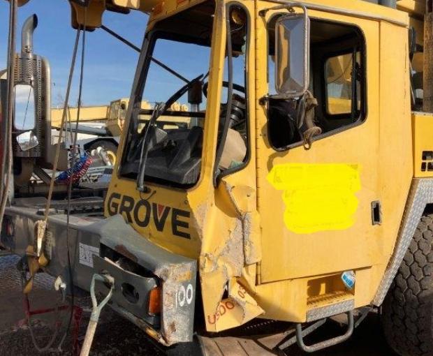 2004 Grove TMS9 Crane 5