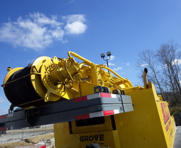 2007 Grove GMK5130 All-Terrain Hydraulic Crane 57