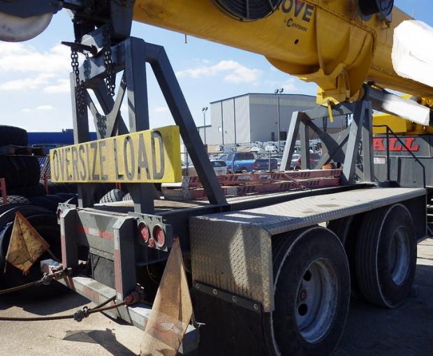 2007 Grove GMK5130 All-Terrain Hydraulic Crane 16