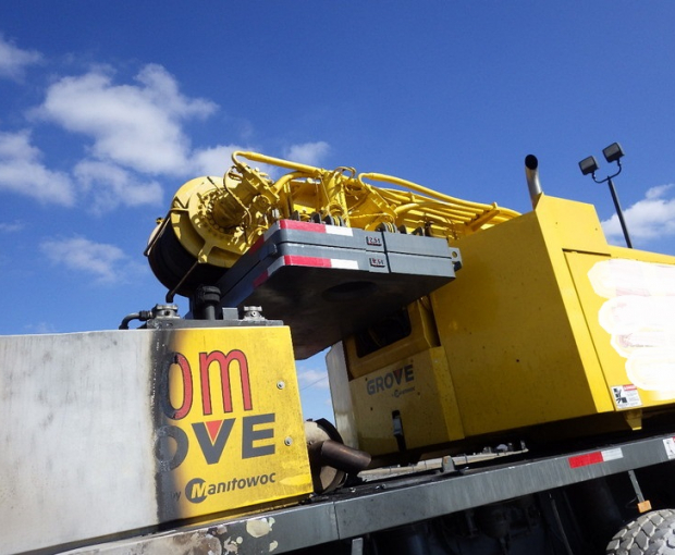 2007 Grove GMK5130 All-Terrain Hydraulic Crane 28