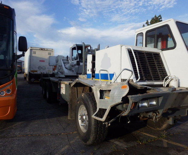1998 Terex T230 Hydraulic Truck Crane 9