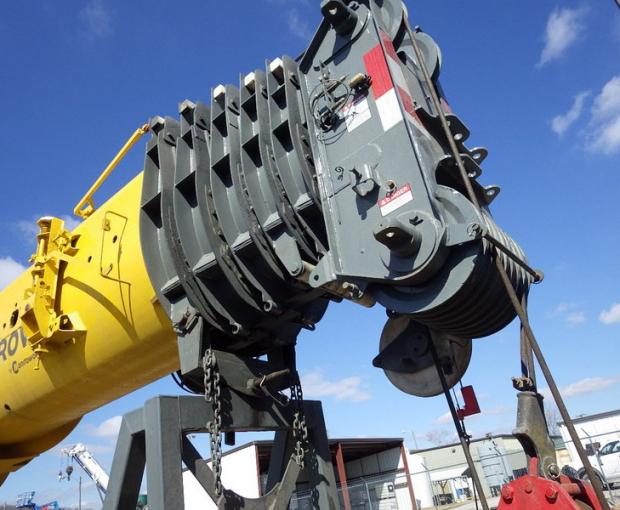 2007 Grove GMK5130 All-Terrain Hydraulic Crane 23