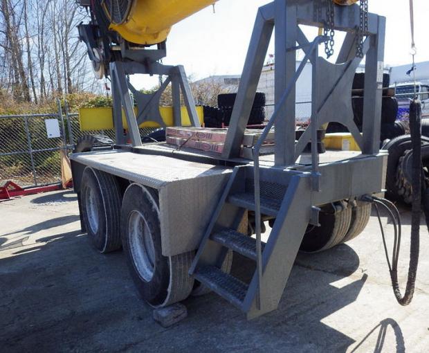 2007 Grove GMK5130 All-Terrain Hydraulic Crane 20