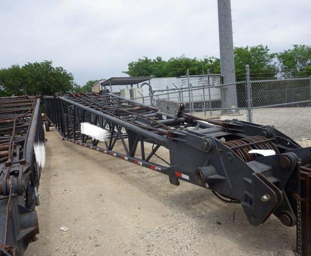 2008 Link-Belt HC-278H II Conventional Truck Crane 41