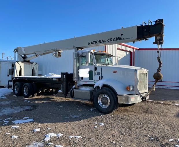 2013 National Rear Mount Crane 2