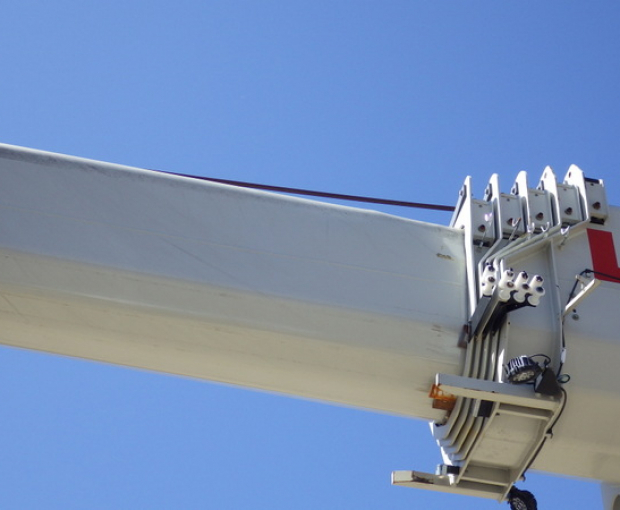 2017 Link Belt RTC-80150-II Rough Terrain Crane  54
