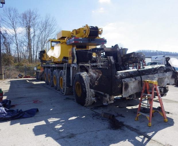 2007 Grove GMK5130 All-Terrain Hydraulic Crane 2