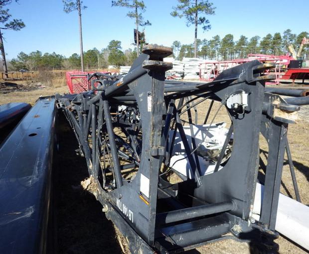 2011 Link-Belt HTC-3140 Hydraulic Truck Crane 15