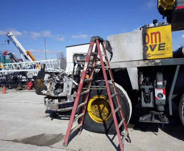 2007 Grove GMK5130 All-Terrain Hydraulic Crane 34