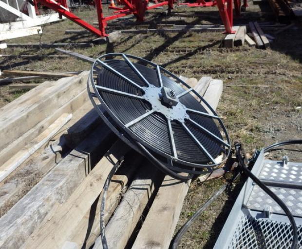 2017 Link Belt RTC-80150-II Rough Terrain Crane  26