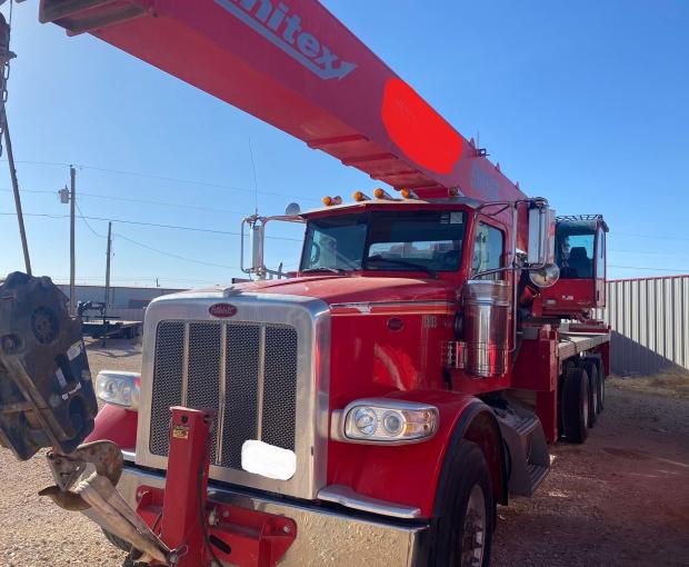 2014 Manitex Crane 50 Ton