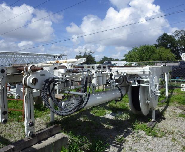 2014 Tadano Model ATF400G-6 All Terrain Hydraulic Crane 72