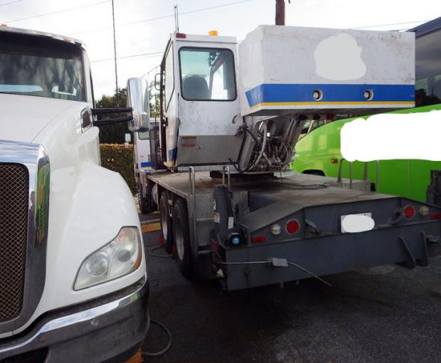 1998 Terex T230 Hydraulic Truck Crane 11