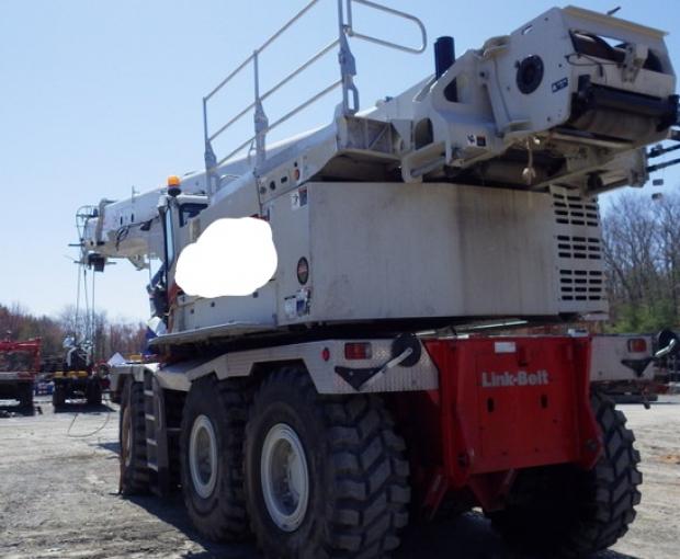 2017 Link Belt RTC-80150-II Rough Terrain Crane  4