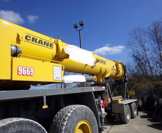 2007 Grove GMK5130 All-Terrain Hydraulic Crane 9