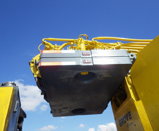 2007 Grove GMK5130 All-Terrain Hydraulic Crane 29