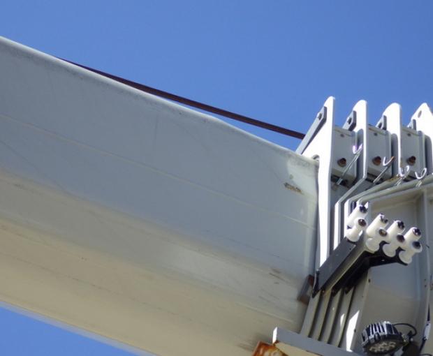 2017 Link Belt RTC-80150-II Rough Terrain Crane  56