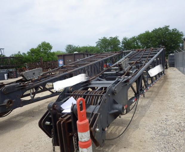 2008 Link-Belt HC-278H II Conventional Truck Crane 43