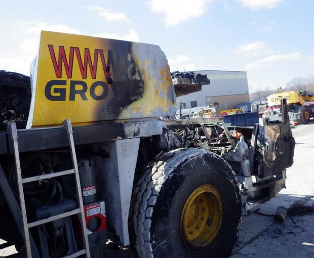 2007 Grove GMK5130 All-Terrain Hydraulic Crane 37