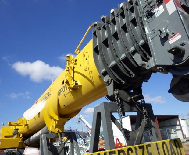 2007 Grove GMK5130 All-Terrain Hydraulic Crane 24
