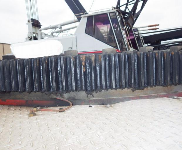 2008 Link-Belt HC-278H II Conventional Truck Crane 12