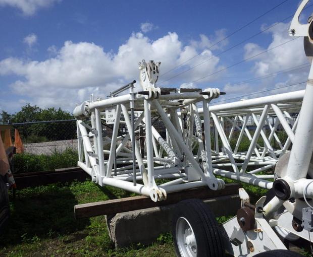 2014 Tadano Model ATF400G-6 All Terrain Hydraulic Crane 70