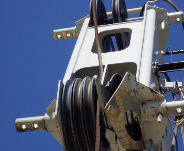 2017 Link Belt RTC-80150-II Rough Terrain Crane  59