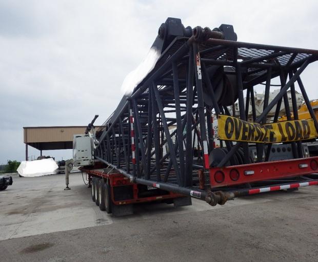 2008 Link-Belt HC-278H II Conventional Truck Crane 72