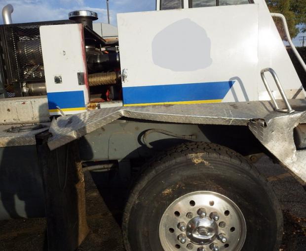 1998 Terex T230 Hydraulic Truck Crane 12