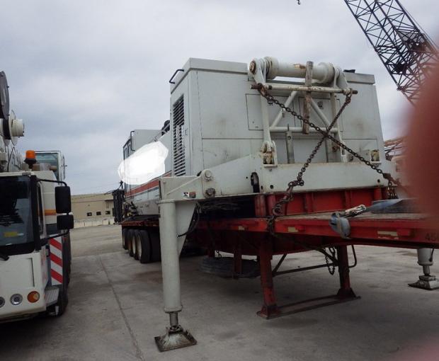 2008 Link-Belt HC-278H II Conventional Truck Crane 70