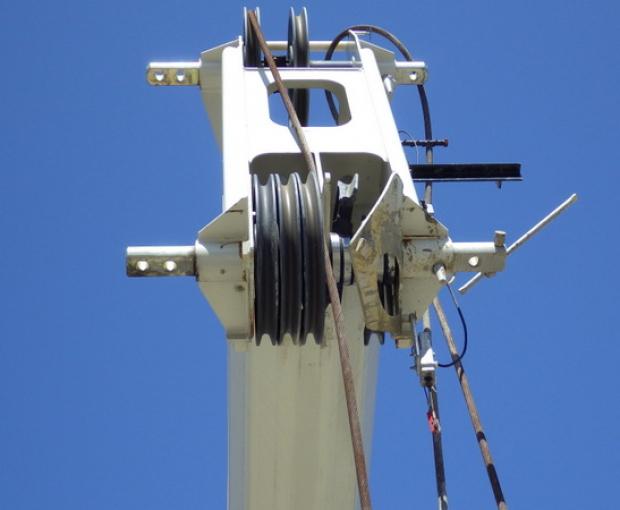 2017 Link Belt RTC-80150-II Rough Terrain Crane  62