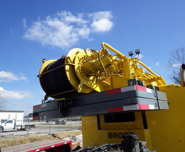 2007 Grove GMK5130 All-Terrain Hydraulic Crane 56