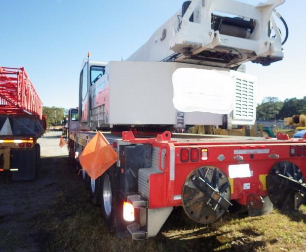 2011 Link-Belt HTC-3140 Hydraulic Truck Crane 6
