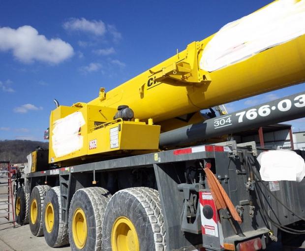2007 Grove GMK5130 All-Terrain Hydraulic Crane 11
