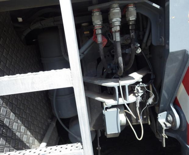 2014 Tadano Model ATF400G-6 All Terrain Hydraulic Crane 48